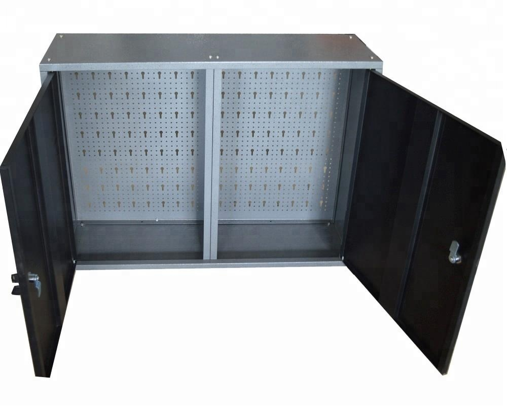 cheap metal steel wall garage storage hanging tool cabinet system
