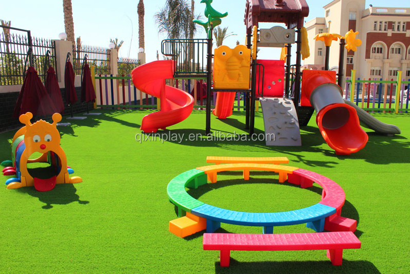 China Preschool Furniture Guangzhou Outdoor Playground Toys For Kids, Children  Outdoor Jungle Playground Gyms QX