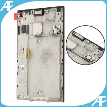 Full Lcd Display Screen Touch Digitizer +frame Assembly For ...