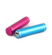 Emergency Charging Consumer Electronics 3400mah Portable Mobile Power Bank Charger/ Cylinder Power Bank