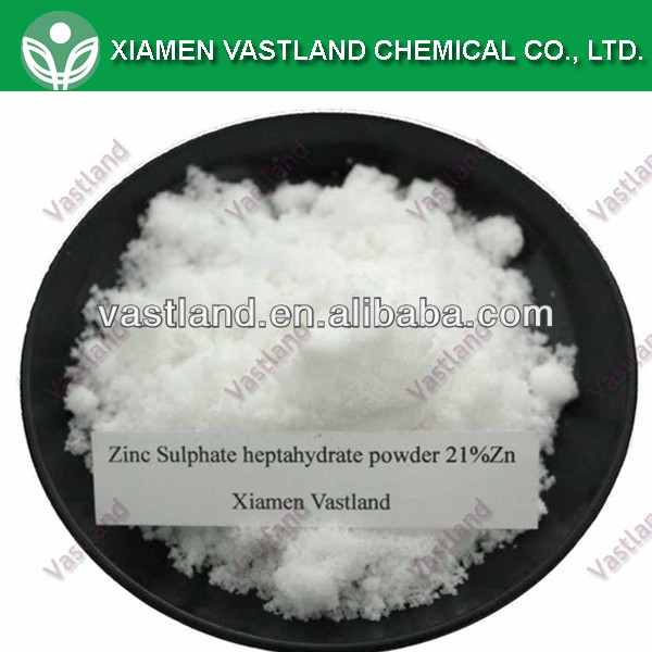 Zinc sulphate 21% agricultural grade