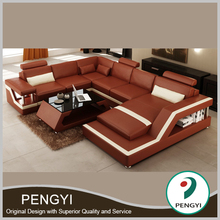 Popular old style togo sofa, big sofa set for living room PY-H2203C