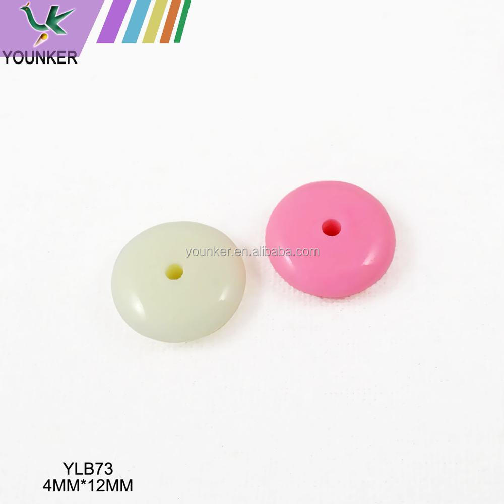 Acrylic Soild Colour Different Candy Shape Beads