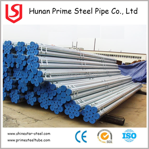 GALVANIZED STEEL PIPE/ ADVANCED BUILDING CONSTRUCTION MATERIALS/ PRIME STEEL PIPE