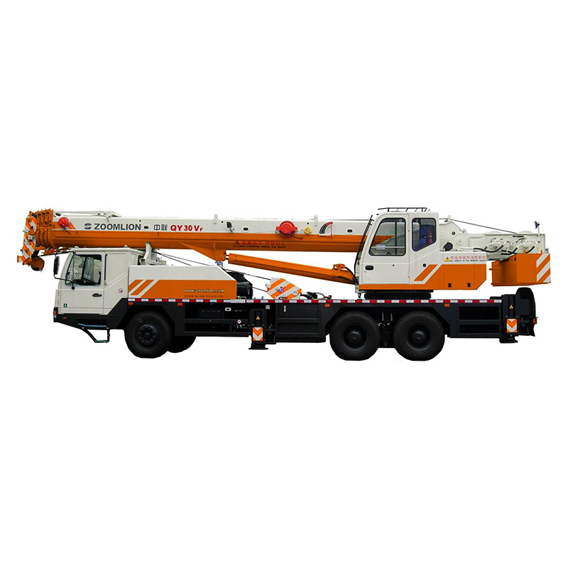 Hoisting machinery mini ZOOMLION 30t truck crane QY30V532.9