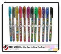 G-800 Colorful Glitter Gel Pen with Fruit Scent