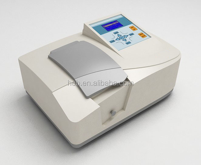 EU-2000A Excellent UV VIS Spectrophotometer in colleges and quantitative analysis lab