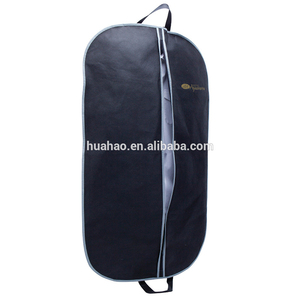Luxury New Designed Wedding Suit Dress Cover Non Woven Garment Bags Wholesale