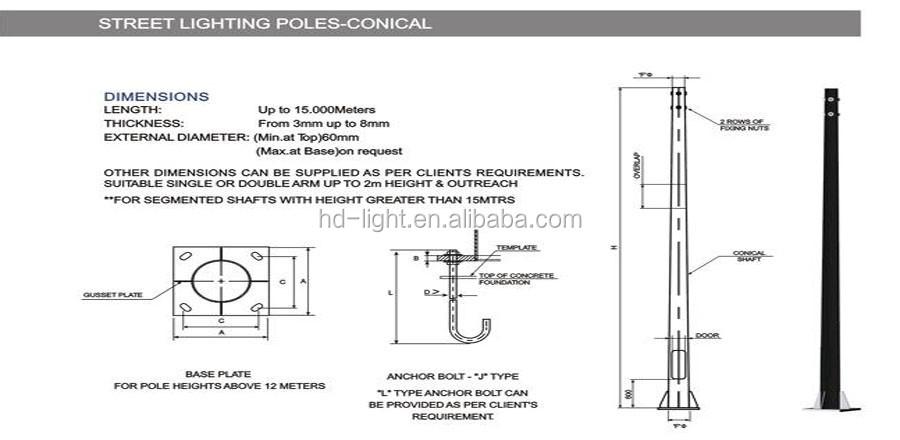 100+ Light Pole Grounding Detail – yasminroohi
