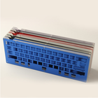 OEM Aluminum 6063 cnc milling aluminum mechanical keyboard case