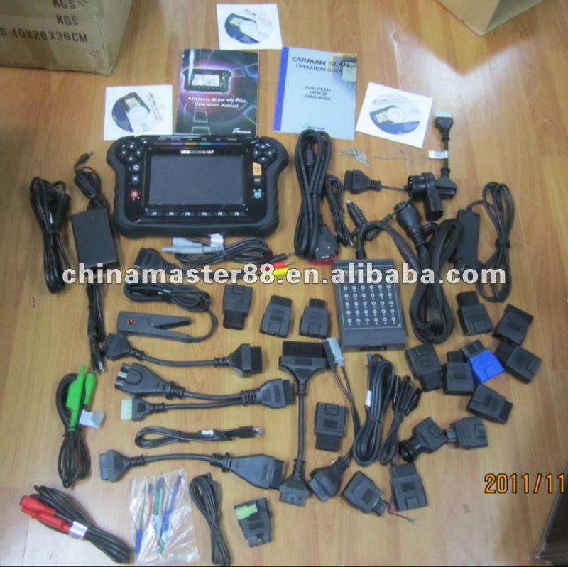 Carmanscan Vg Plus Auto Diagnostic Tool