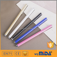 classic shape gel ink stylus pen sample free MD-Z9007