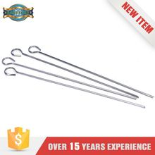 New Product Disposable Metal Non Stick Kabob Skewers