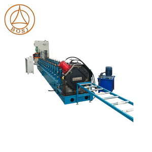 Galvanized Steel Construction Scaffolding Planks Board Roll Forming Machine Factory