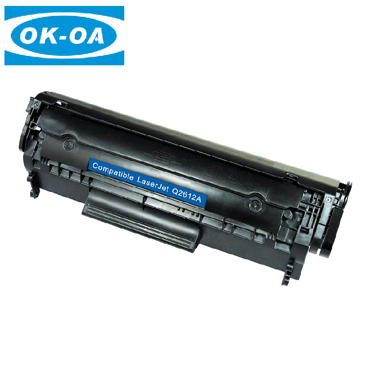 Favorable price toner cartridge empty q2612a for hp 12a cartridge