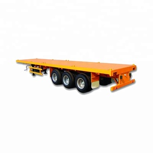 Flatbed For Sale >> Extendable Flatbed Trailer Sale In Qatar