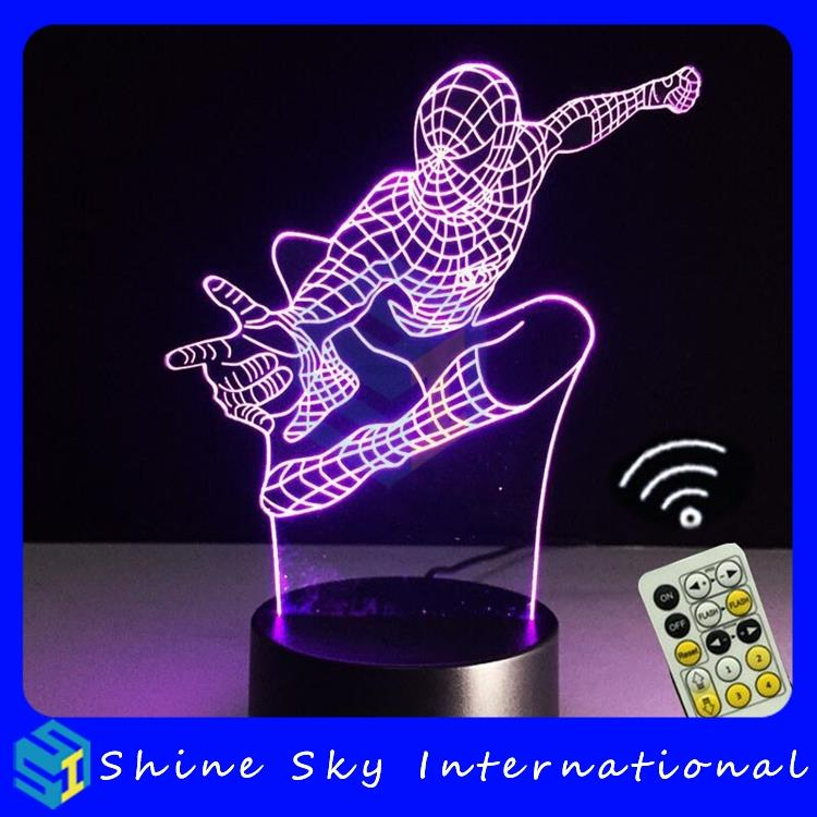 Decorative Lights Lighted Acrylic Dolphin,Wall 3d Light Shadow,Starry Projector - Buy Starry ...