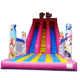 China pvc commercial giant inflatable slide for wholesales