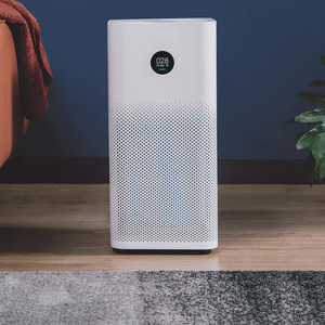 High OLED Display Indoor Smart Home Air Purifier for Dust