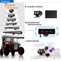 High Power Car Accessories 20w Led Work Light Off Road Led Light ...
