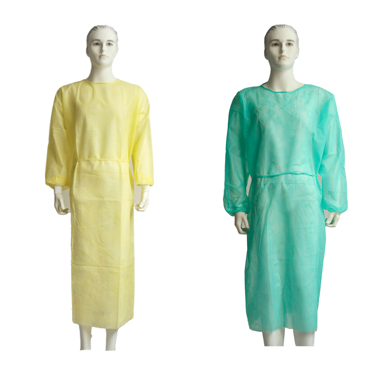 Yellow Hospital Gown – Fashion dresses