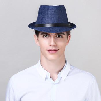 c48a06c356b4d Chinese Wholesale Custom Logo Mens Sun Wide Brim Cowboy Straw Bucket Hat