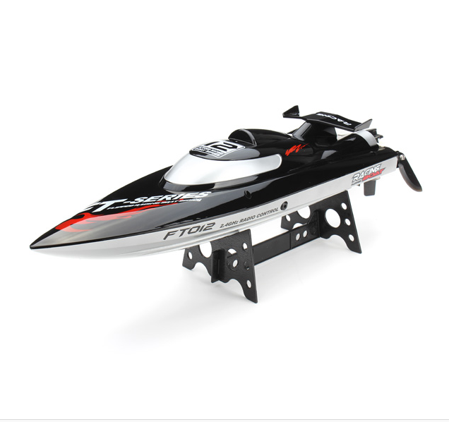 2.4G 4CH Brushless R/C High Speed Racing Boat FT012