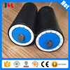 Material handling equipment parts plastic tube hdpe pipe idler roller