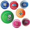 Pet colored doggy toys Tennis Balls