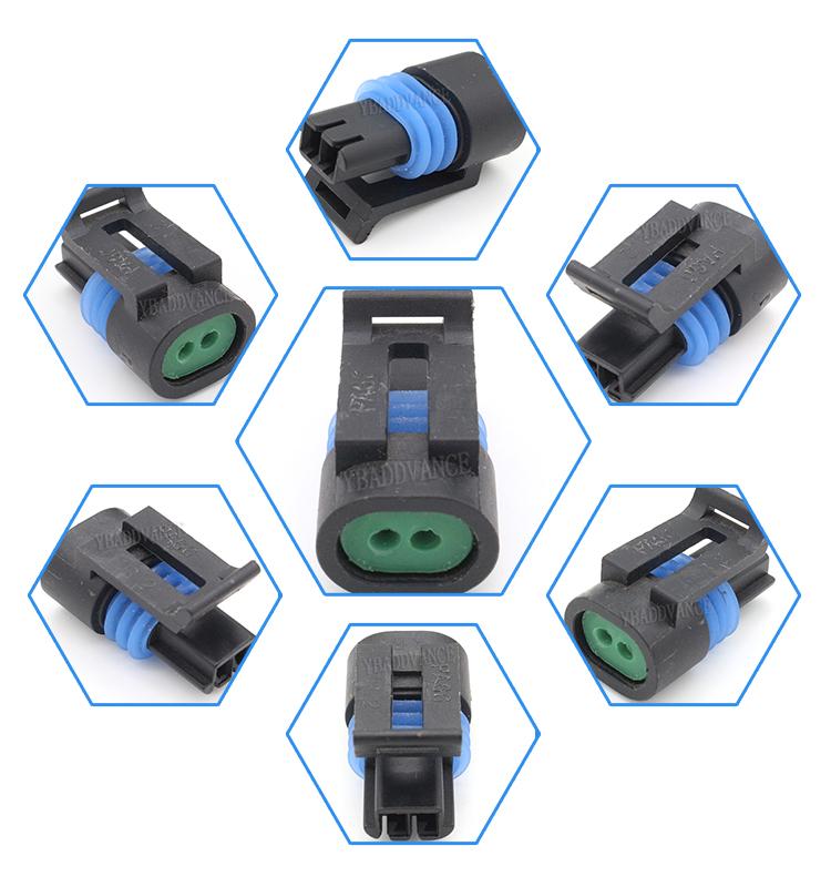 Coolant Temp Sensor Connector Wiring Pigtail LT1 LS1 VORTEC