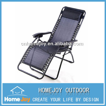 Caravan Canopy Zero Gravity Chair With Adjustable Headrest