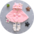 2020 cheap price boutique baby coat fur shawl  baby hooded jacket clothes