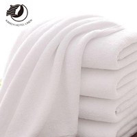 High Quality 100% Cotton Hotel Towel White Cheap Price For 5 Star