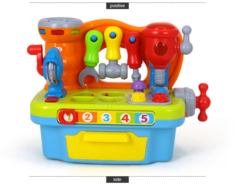 Kids Multi-function Early Learning Game Sounding Tool Set Toys