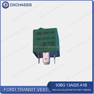 Genuine 12V Starter Relay for Ford Transit VE83 93BG 13A025 A1B