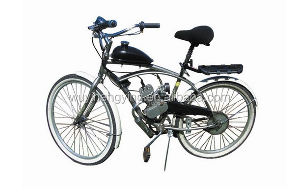 gas powered 2 stroke 49cc bicycle engine kit