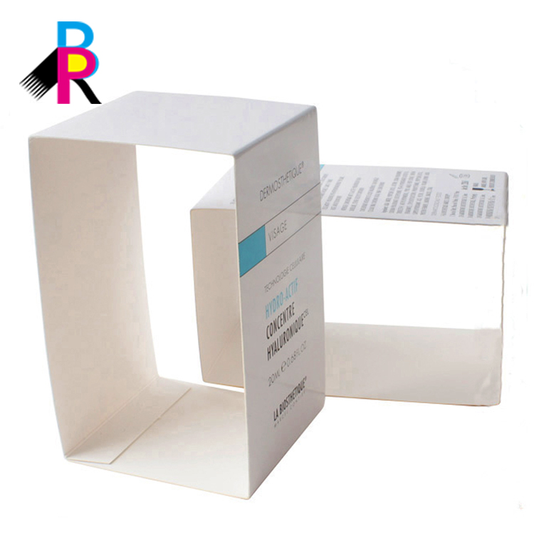 China professional handmade recycled foldable paper sleeve packaging