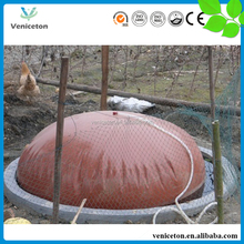 Veniceton 6-200 Cubic meter MINI biogas digester for civil work cheap price