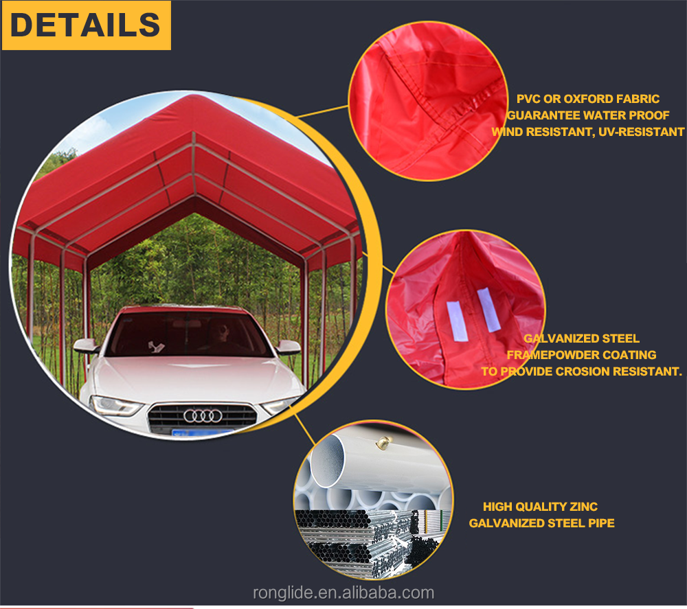 Promotional garden gazebo party tent marquee With Stable Function