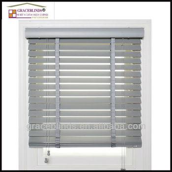 Pvc Faux Wood Waterproof Window Blinds Slat 25mm Wooden Blinds Buy Slat 25mm Wooden Blinds Pvc