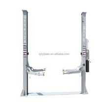 car repair shop used rotary lifting hoist two post car lift for sale
