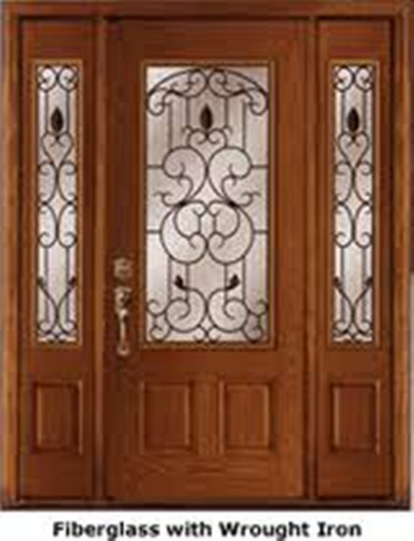 Decorative Glass Storm Doors Decorative Glass Inserts