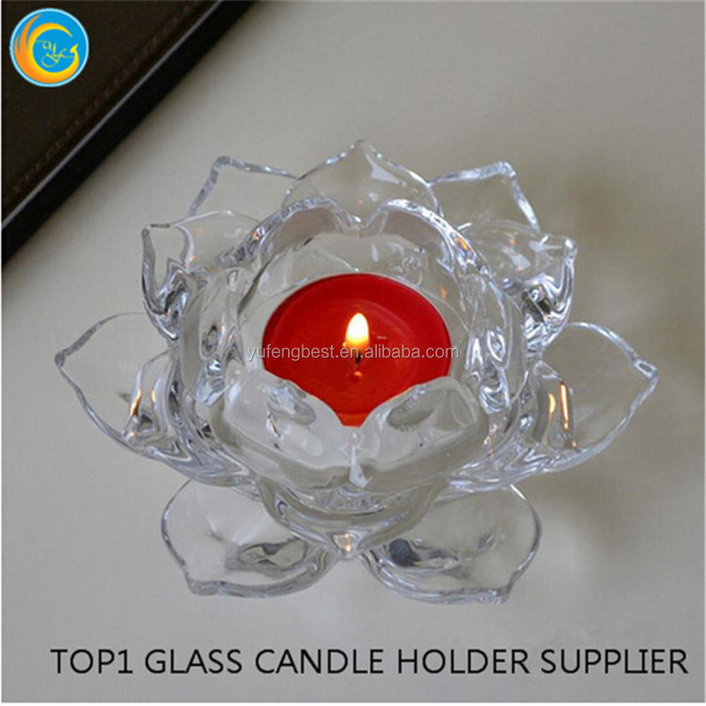 recycled glass candle containers wholesale