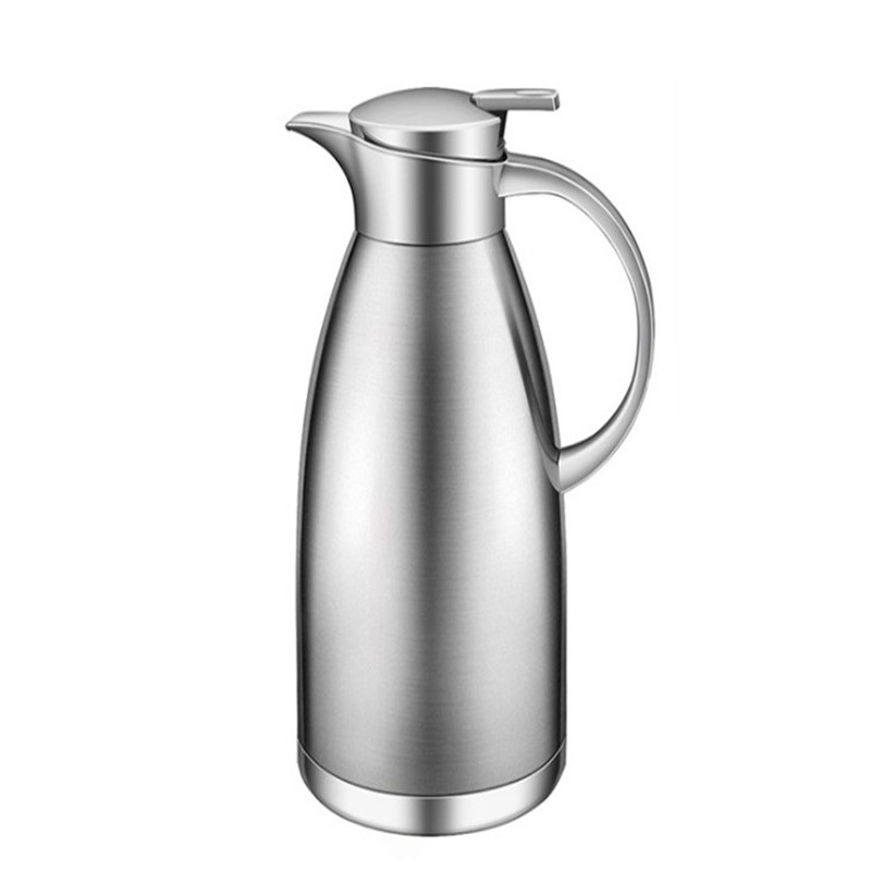 Promo double wall stainless steel vacuum flask