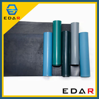 Silicon Esd Table Large Rubber Matting In Shiny Mat Surface - Buy ...