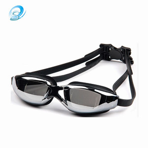 2018 new product OEM Silicone Swimming Goggles For Adult