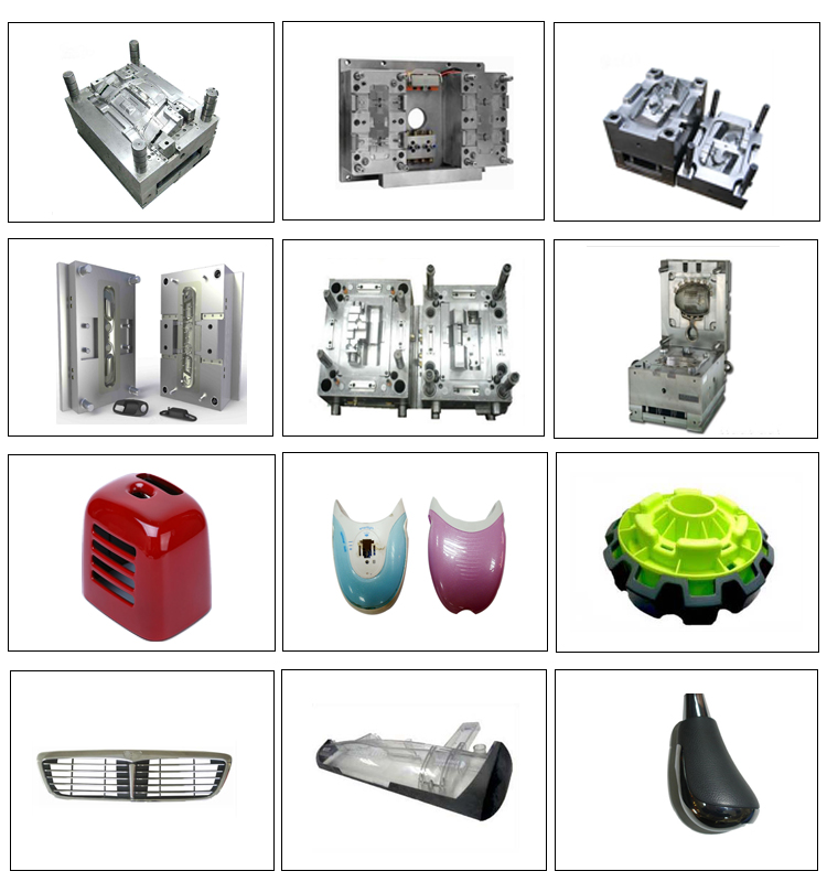 Dongguan Cina Rifornimento Della Fabbrica di Plastica parti di stampaggio di plastica creatore della muffa