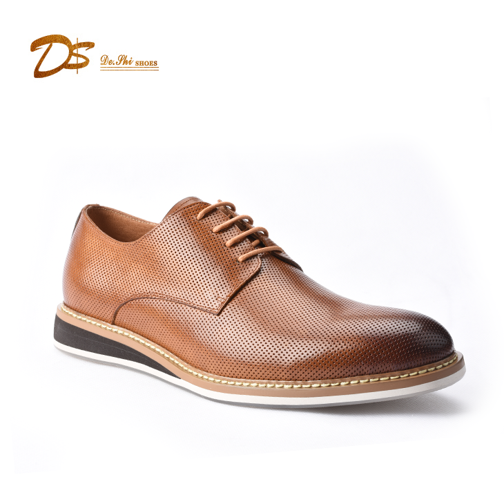 selling casual shoes men shoes up lace leather Hot casual calf q8Udqp