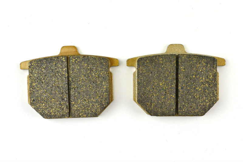 Motorcycle Organic Brake Pads For HARLEY DAVIDSON FXS 1340 Low Rider 1982-1982 Rear OEM New High Quality Free shipping