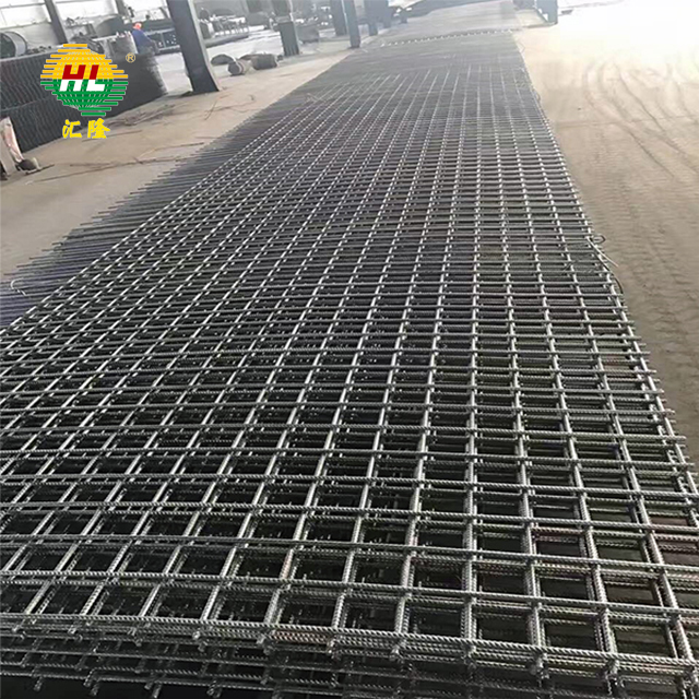 More specifications Hot dipped galvanized/PVC coated/Electro galvanized welded wire mesh panel/bar-mat reinforcement on sale
